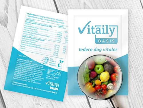 vitaily basis met fruit