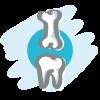 vitaily voordelen skelet icoon